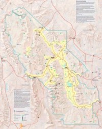 Death Valley Maps | USA | Maps of Death Valley National Park