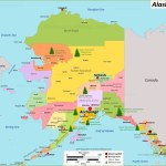 Alaska State Maps Usa Maps Of Alaska Ak