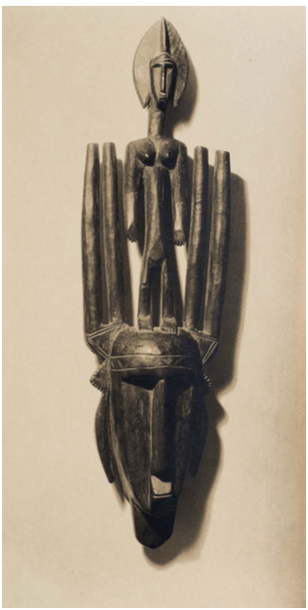 charles-sheeler-plate-xvi-from-the-portfolio-african-negro-wood-sculpture-featuring-a-bamana-mask-from-mali-1918