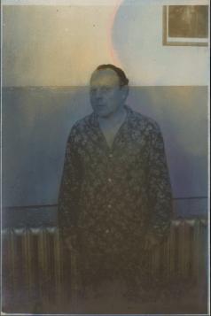 Vyrų skyrius Nr. 7. Vilnius / Men's Department No. 7. Vilnius, 1984, 28×18 cm