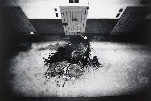Room No. 9, Women's Prison, Wakayama, 1958, Ikko Narahara