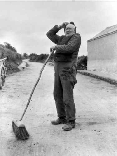 Francis Browne (1929) The Happy Warrior, John Boohan of Kibeggan, County Westmoreland