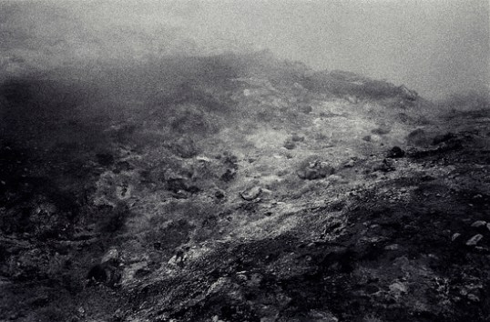 Joakim Eskildsen (c.1989-1994) Volcano