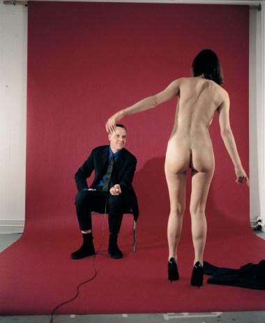 Jemima Stehli (2001) Strip (Matthew Collings, Adrian Searle)