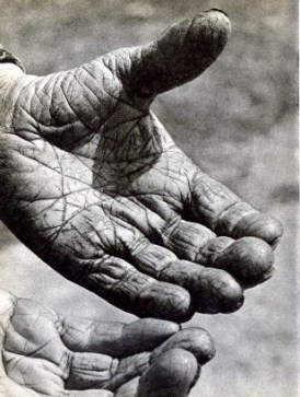 Karel Hájek (1932 ) Ruce (Hands)
