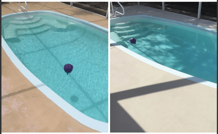 Pool Deck Restoration C