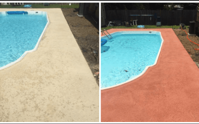 Pool Deck Restoration South Tampa FL