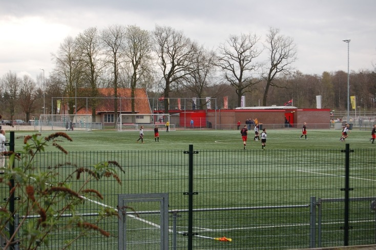 Sportpark Zoutendijk Avanti Wilskracht Enschede Glanerbrug