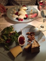 Le Reminet (and the delicious dessert)