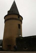 Harry Potter like tower