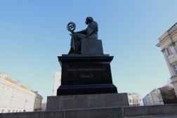 Exploring Warsaw...Copernicus
