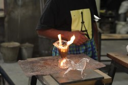 Incredible glassblowing
