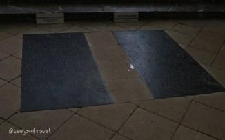 Grave of Dom Pérignon