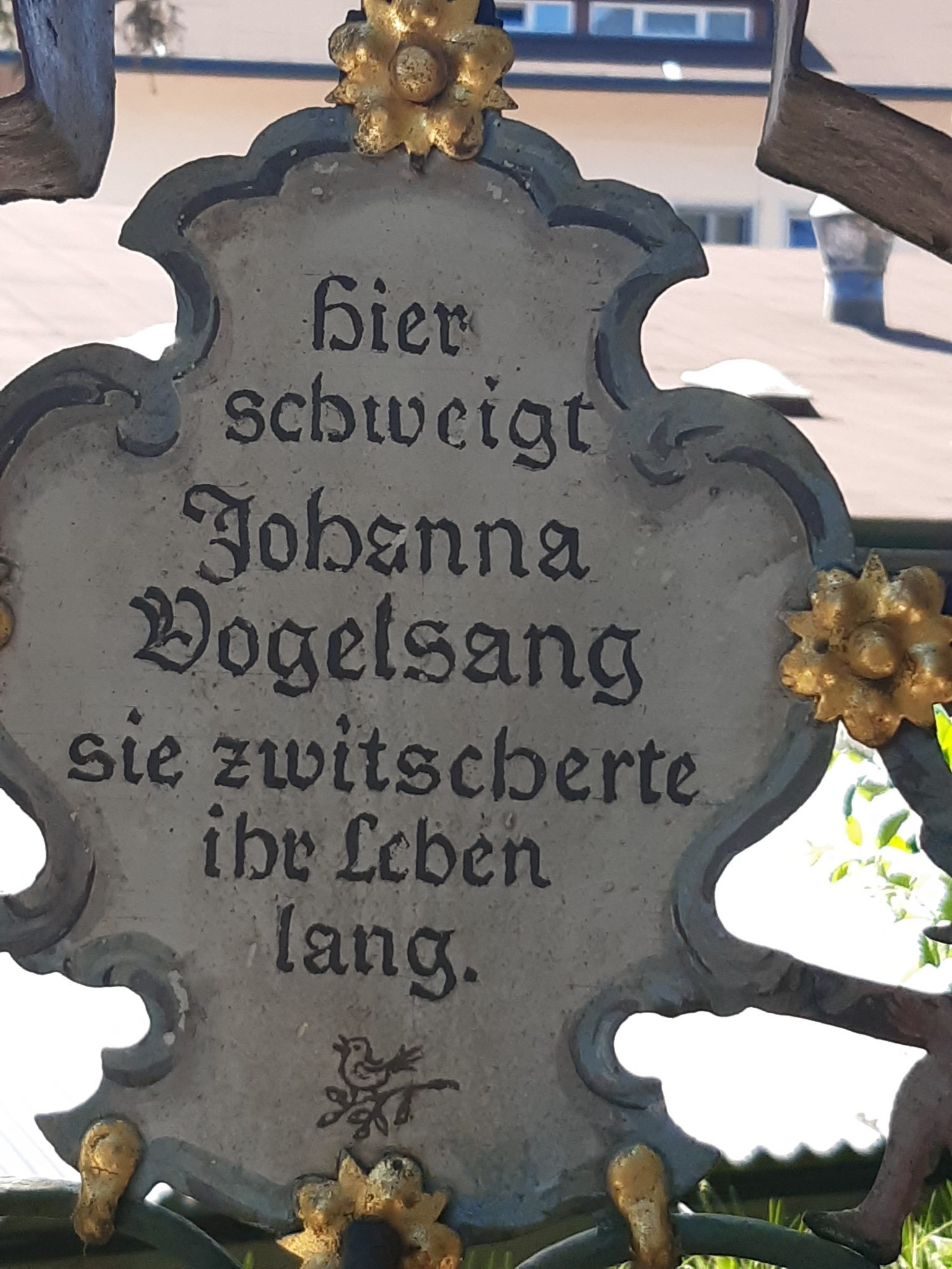 lustige Sprüche Grabkreuze