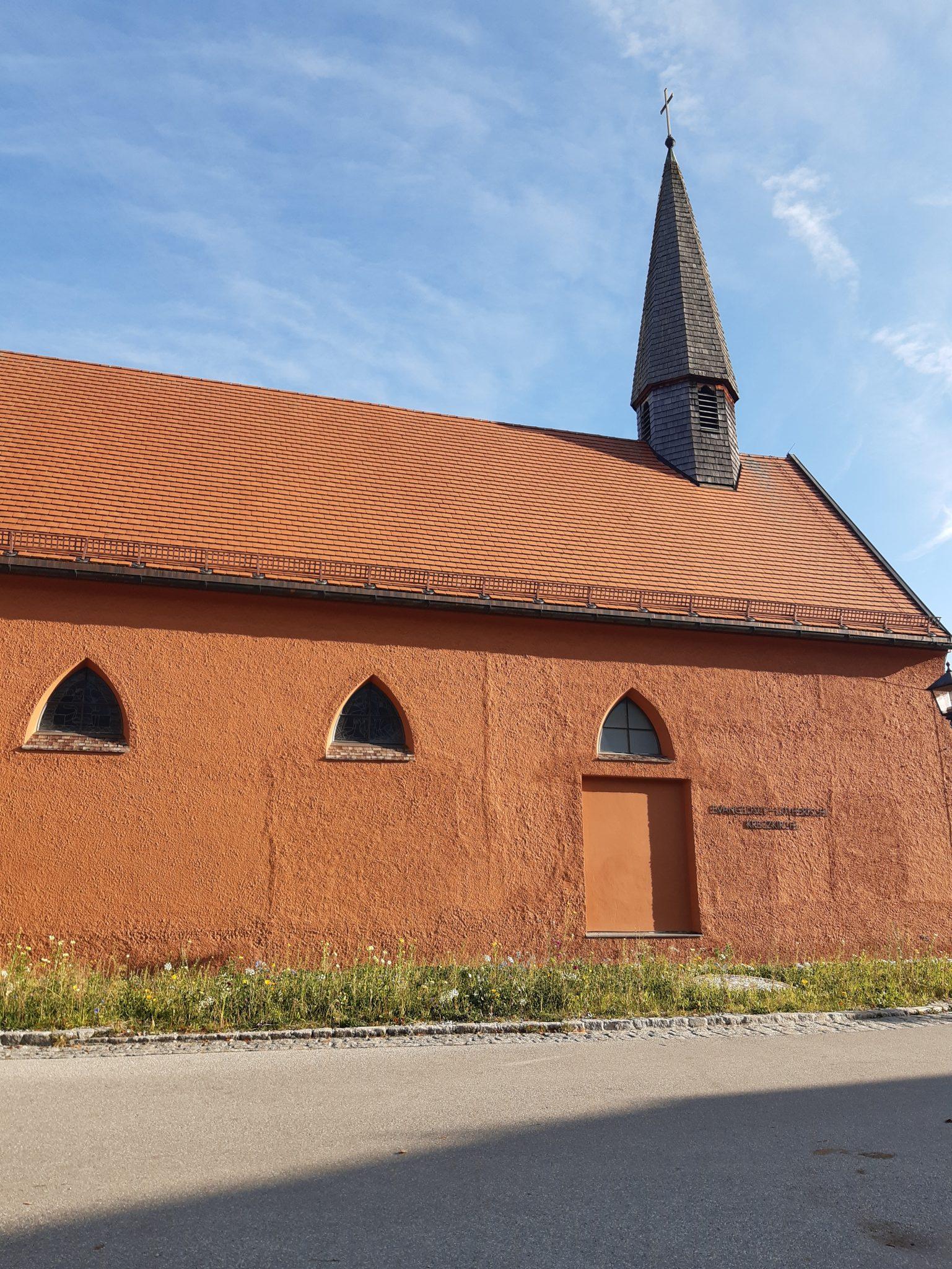 Oberammergau Kreuzkirche