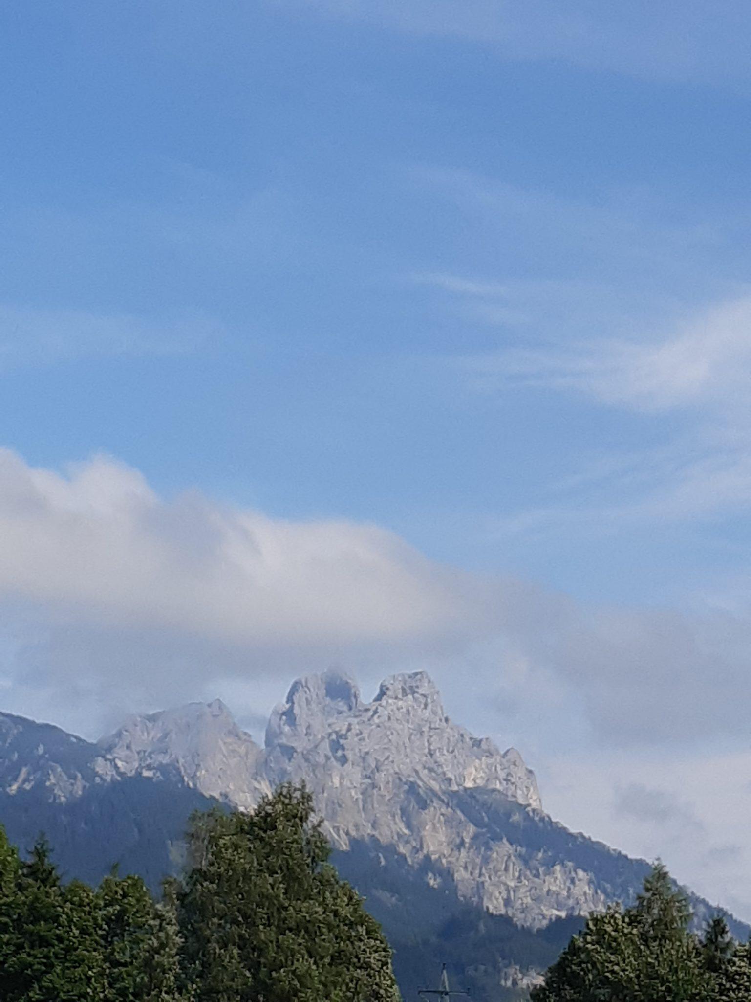 Tannheimer Berge Österreich Allfgäu
