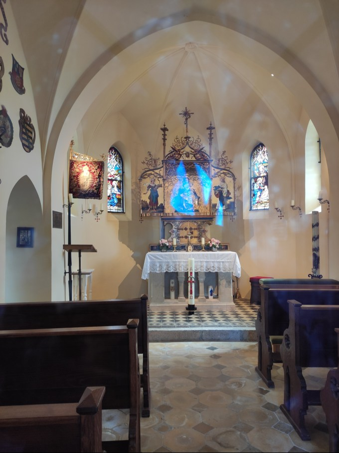 Wendelstein Kirche