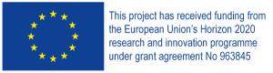 Horizon Europe funding scheme logo for ONTOX project