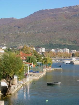 Lake Ohris FYROM