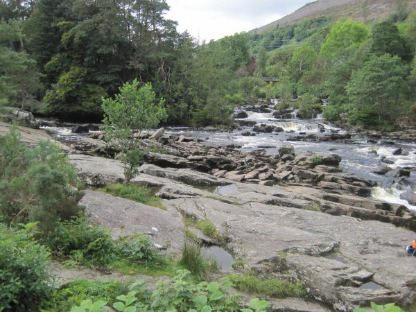 Falls of Dochart (2)