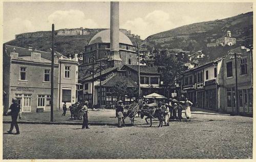Prizren (Kosovo) in the beggining of 20st century.