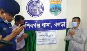 শিবগঞ্জ থানায় স্বপ্ন সারথীর উদ্বোধন