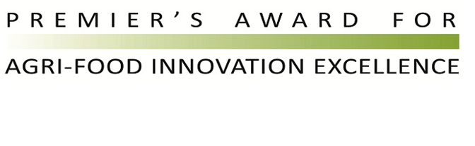 Premier's Award for Agri-Food Innovation Excellence