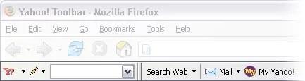 Yahoo! toolbar for Firefox