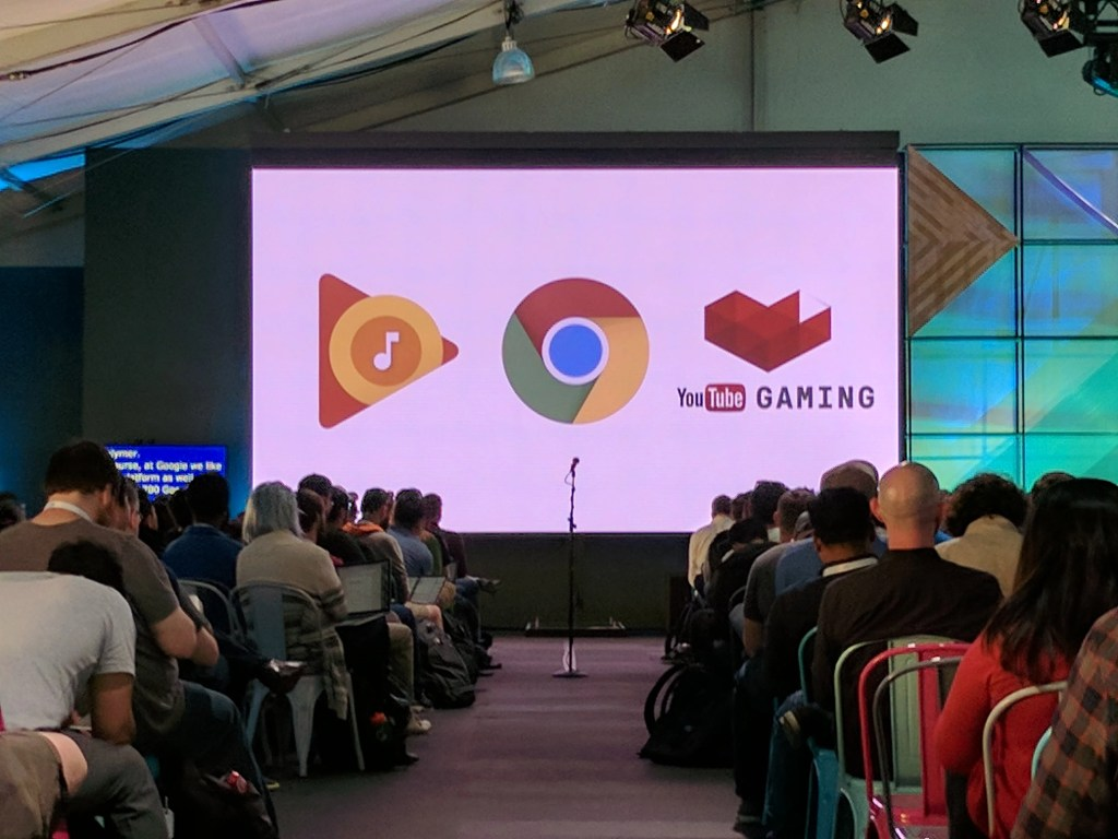 Examples of Projects Google uses Polymer as a dependancy for