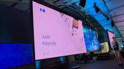 The AMP Keynote — Google I/O 2017 Live Blogs