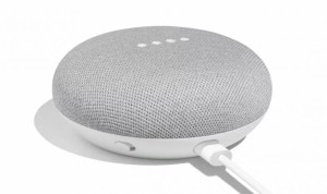 """Is this the upcoming """"Google Home Mini""""?"""