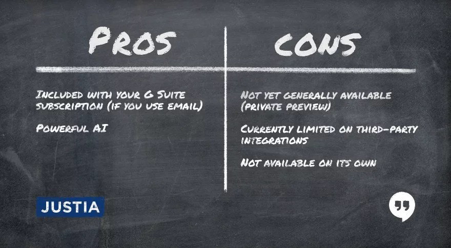 Google Hangouts Chat Pros and Cons