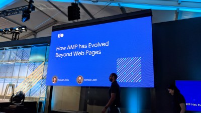 How AMP has Evolved Beyond Web Pages — #io18 Live Blogs