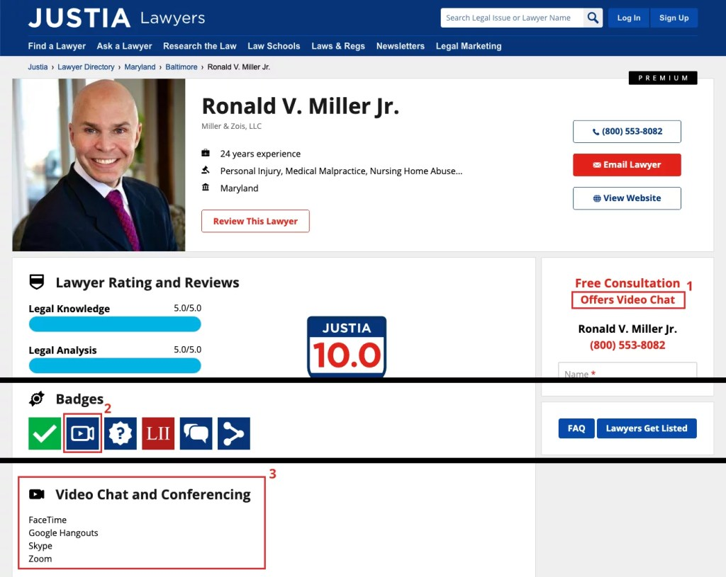 Ron Miller's Profile