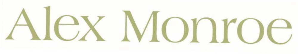 Alex Monroe Jewellery Logo | Onwards and Up