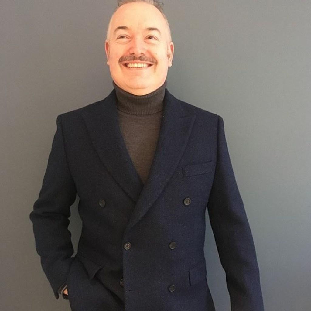 Paul Alger, International director of UKFT | Onwards and Up