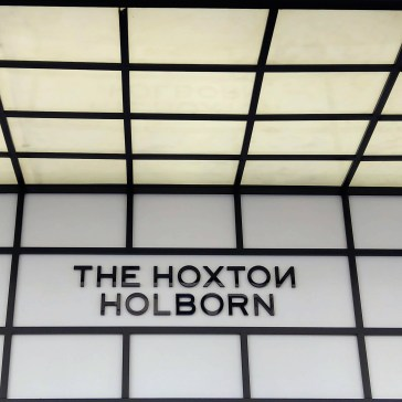 Hoxton hotel onwards and up
