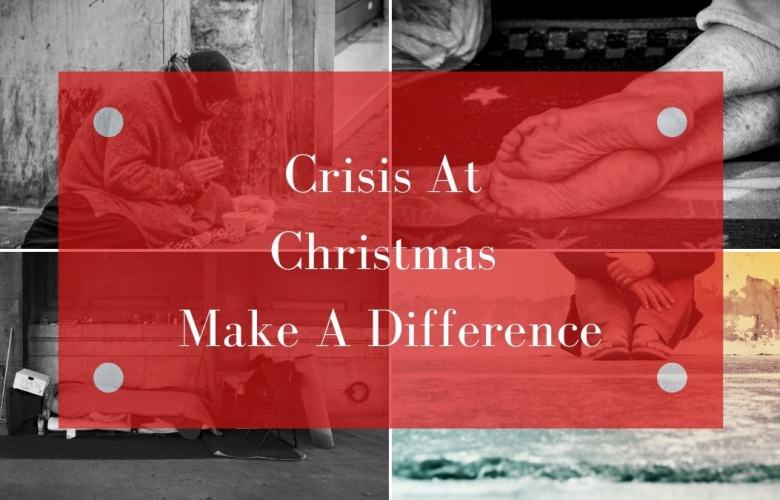 Crisis At Christmas, How To Get Involved | Onwards and Up