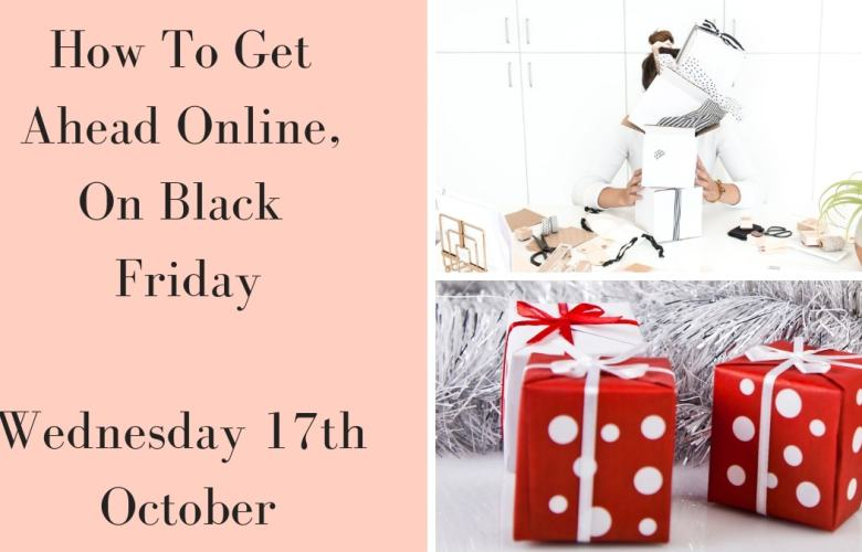 How To Improve Website Sales and SEO On Black Friday | Onwards and Up