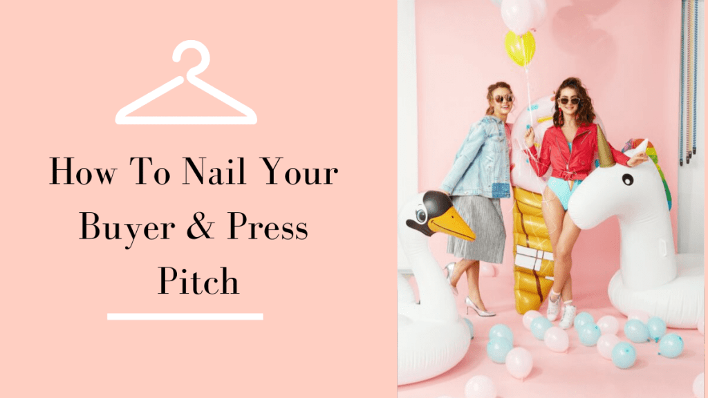 How to nail your buyer pitch event, Onwards and Up