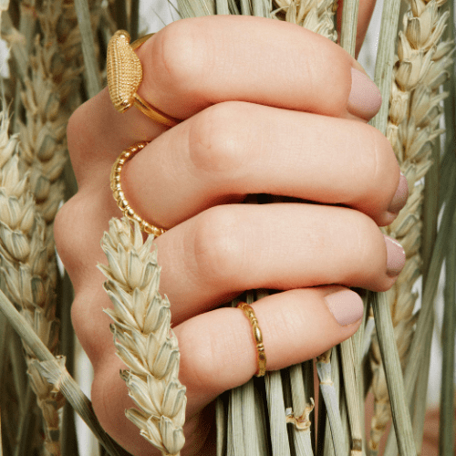 Rosie Kent Handmade Gold Rings | Onwards and Up