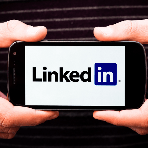 LinkedIn Social media networking | Onwards and Up