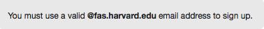 harvard-email