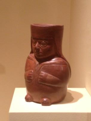 effigy jar