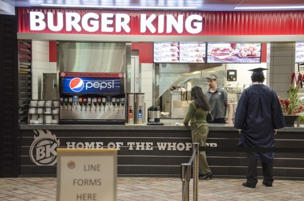 Grad Burger king