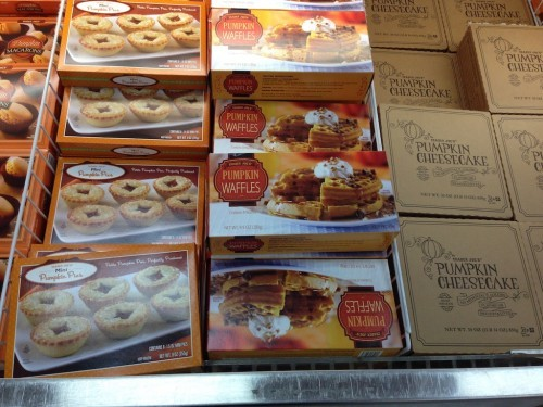 Mission Code All Pumpkin Everything