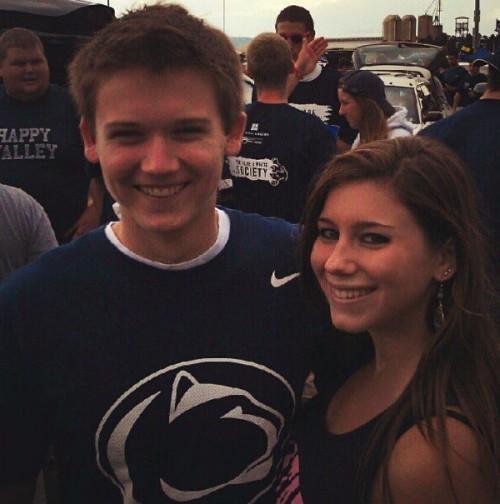 Brandon and Melanie
