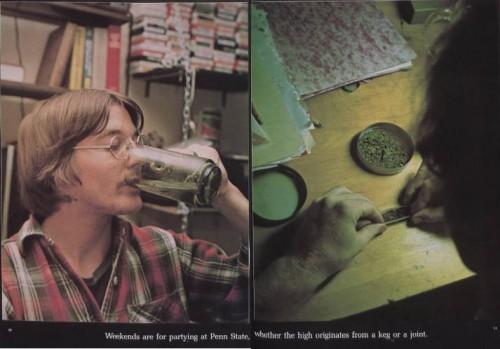 Page 10 of La Vie 1975