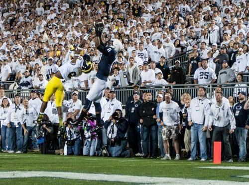 23 - Michigan - The Catch, Allen Robinson