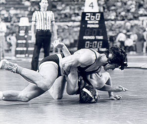 Photo: Nittany Lion Grappling